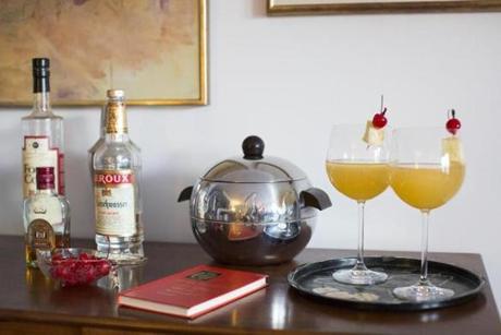 Royal Hawaiian cocktails.